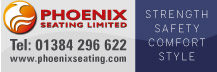 Phoenix Seating Classified Advert