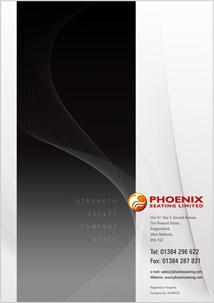 Phoenix Folder Back