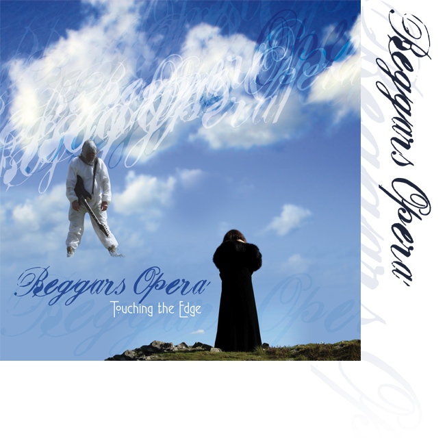 Beggars Opera CD Artwork