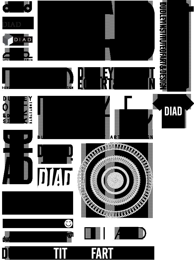 DIAD Logo Designs