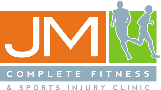 Logo design for John Mills Fitness