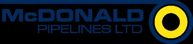 McDonald Pipelines Ltd Logo
