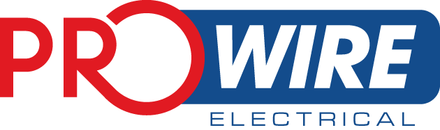 Logo design for Prowire Electrical Ltd.