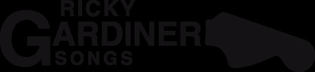 Ricky Gardiner Songs Logo