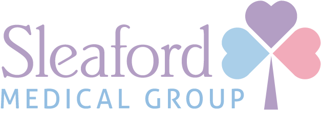 Logo design for Sleaford Medical Group.