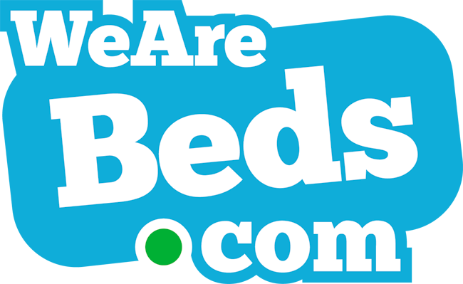Logo design for We Are Beds.