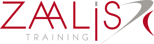 Logo design for Zaalis Training.