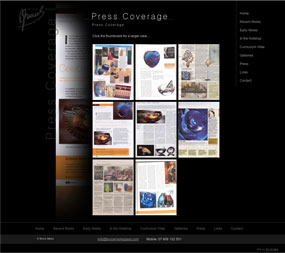 Bruce Marks Press Coverage
