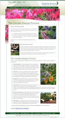 Garden Design Process Page