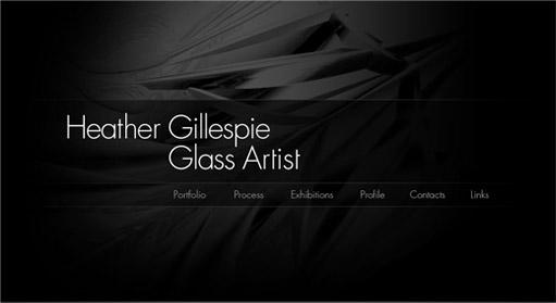 Heather Gillespie Homepage