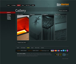 Lloydesign Gallery Page