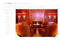 Phillip Riley Website Screen 5