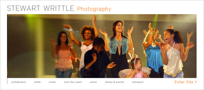 Stewart Writtle Homepage